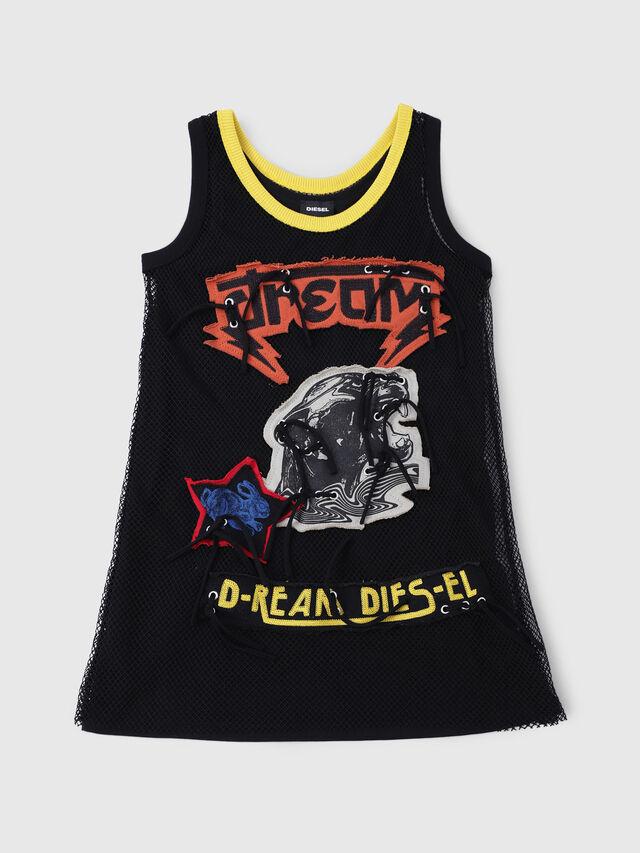 Diesel - TAIDAX, Nero - T-shirts e Tops - Image 1