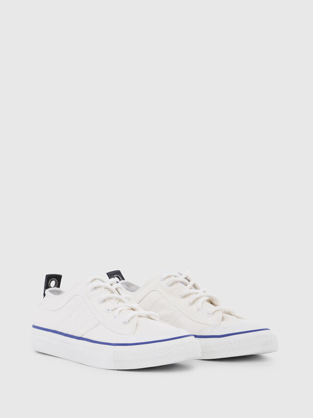 Diesel - S-ASTICO LC LOGO, Bianco Spento - Sneakers - Image 2