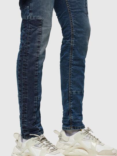 Diesel - Krooley JoggJeans® 069TX, Blu medio - Jeans - Image 4