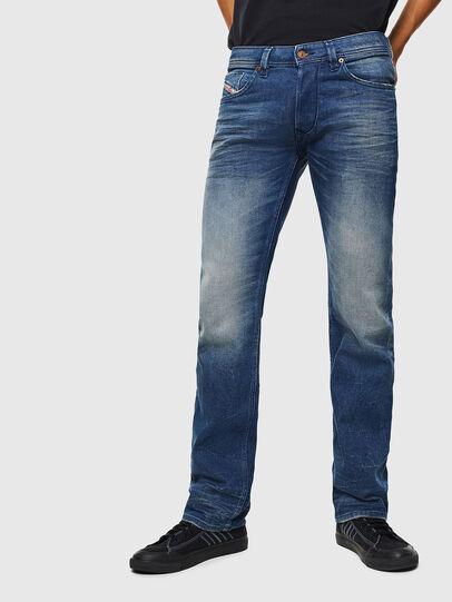 Diesel - Larkee 0090D, Blu medio - Jeans - Image 1