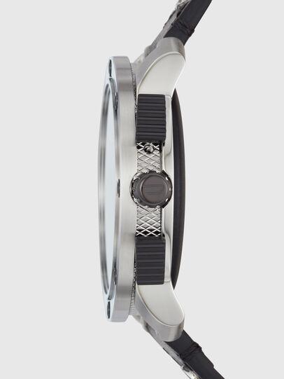 Diesel - DT2014, Nero/Argento - Smartwatches - Image 3