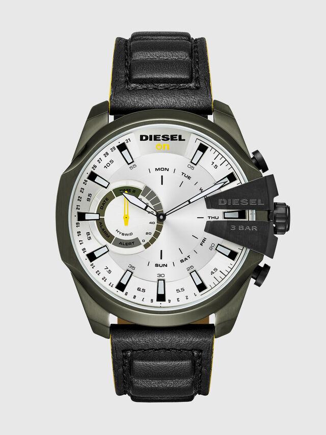 Diesel - DT1012, Nero - Smartwatches - Image 2