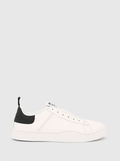 Diesel - S-CLEVER SO, Bianco/Nero - Sneakers - Image 1