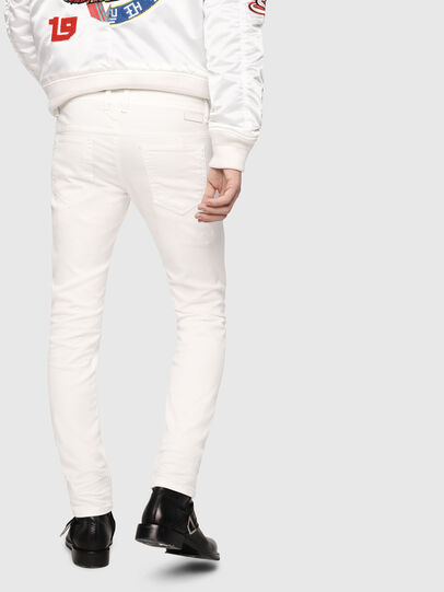 Diesel - Thommer JoggJeans 069DS, Bianco - Jeans - Image 2