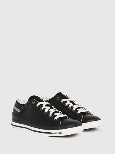 Diesel - EXPOSURE IV LOW  W, Nero - Sneakers - Image 2