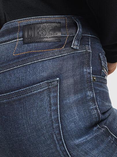 Diesel - Babhila 083AF, Blu Scuro - Jeans - Image 3