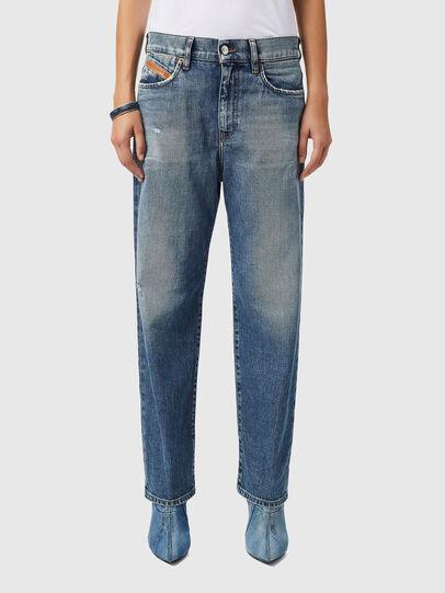 Diesel - D-Air 09B17, Blu medio - Jeans - Image 1