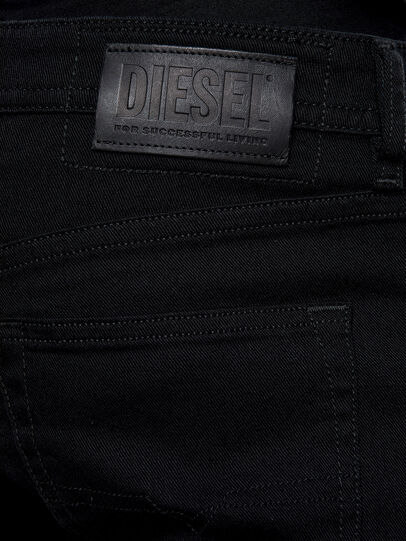 Diesel - Buster 0688H, Nero/Grigio scuro - Jeans - Image 4