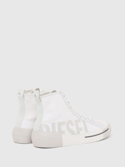 Diesel - S-DESE MID CUT, Bianco - Sneakers - Image 3