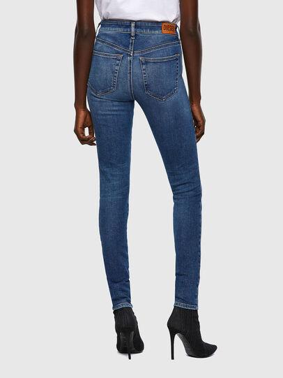 Diesel - Slandy 009ZW, Blu medio - Jeans - Image 2
