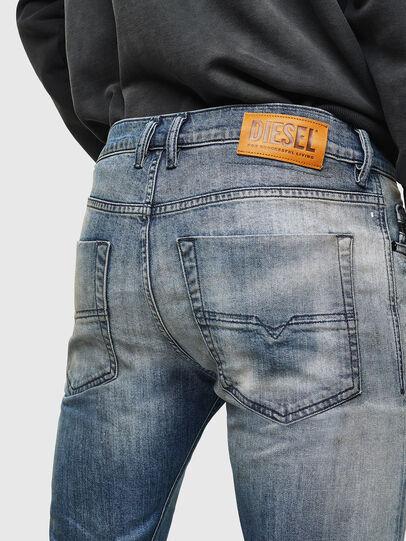 Diesel - Tepphar 0097M, Blu Chiaro - Jeans - Image 5