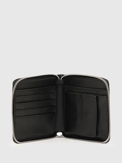 Diesel - PI-ZIP, Nero - Portafogli Con Zip - Image 3