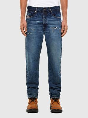 D-Macs 0079P, Blu Scuro - Jeans