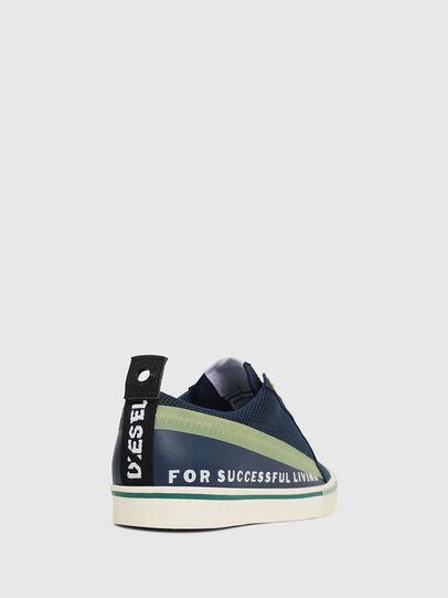 Diesel - S-DVELOWS LOW, Multicolor/Blu - Sneakers - Image 4