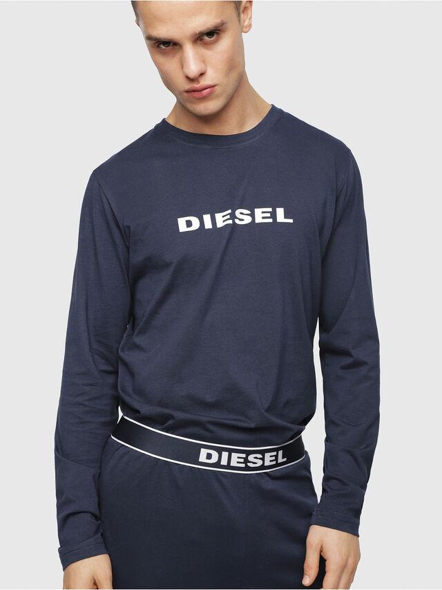 Diesel - UMSET-JUSTIN-JULIO, Blu - Pigiami - Image 3