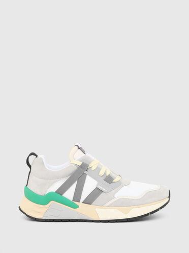 Sneaker in nylon ripstop e coated