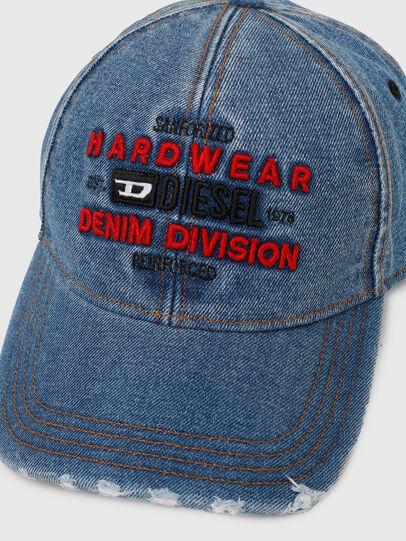 Diesel - C-INDUSTRY, Blu - Cappelli - Image 3
