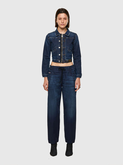 Diesel - Krailey JoggJeans® 069WS, Blu Scuro - Jeans - Image 6