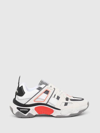 Diesel - S-KIPPER LOW TREK II, Bianco - Sneakers - Image 1