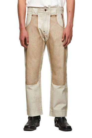 Pantaloni DieselXDiesel in tela