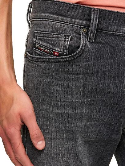 Diesel - D-Amny 09A18, Nero/Grigio scuro - Jeans - Image 3