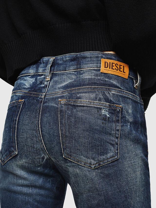 Diesel - D-Rifty 089AL, Blu Scuro - Jeans - Image 4