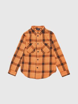 COIZE, Arancione/Nero - Camicie