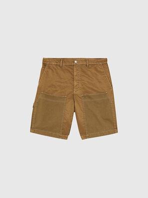 P-TRENT-SHORT, Marrone Chiaro - Shorts