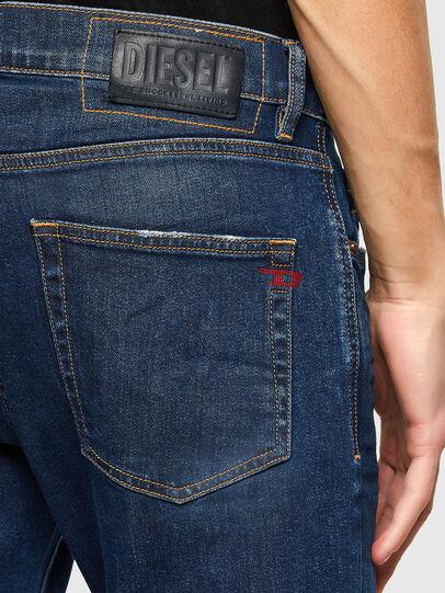 Diesel - D-Strukt 009NV, Blu Scuro - Jeans - Image 4