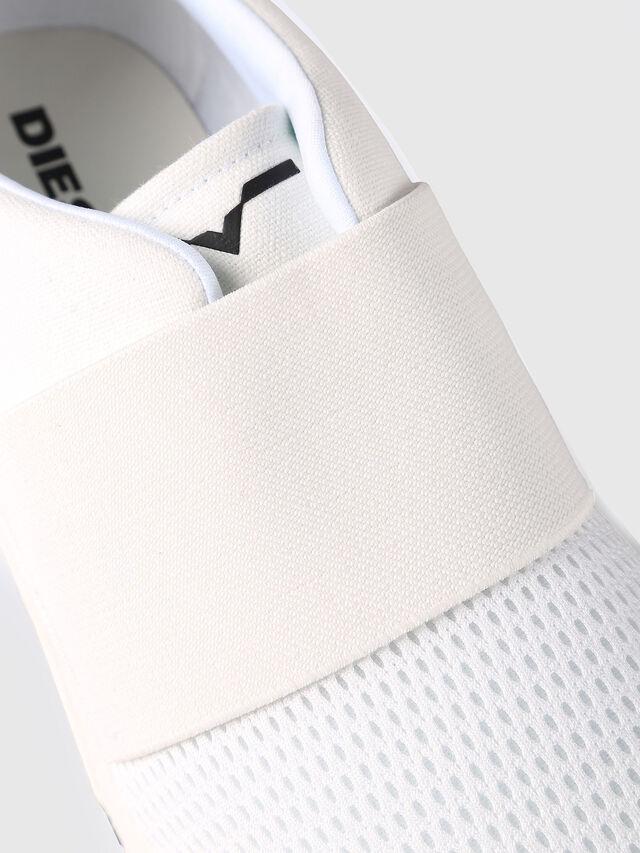 Diesel - S-KB ELASTIC, Bianco - Sneakers - Image 4