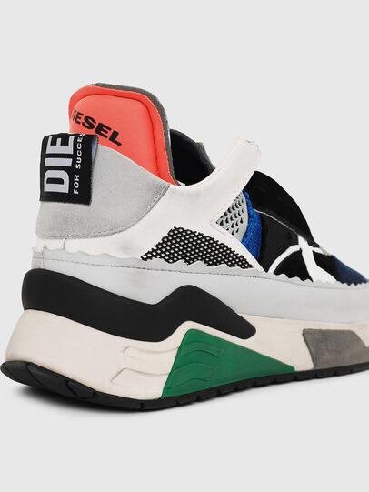 Diesel - S-BRENTHA DEC, Multicolor/Nero - Sneakers - Image 4