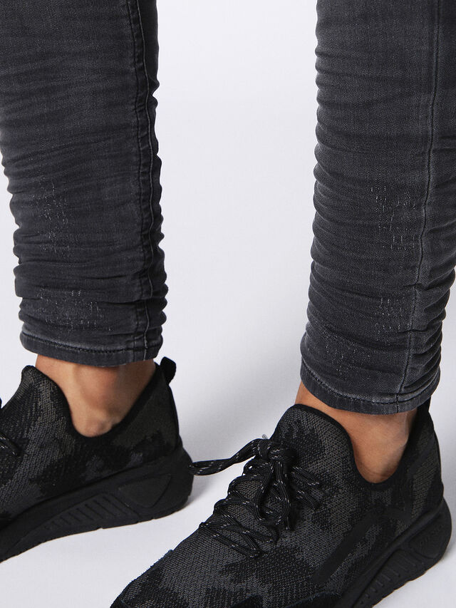 SPENDER JOGGJEANS 084NA, Nero Jeans