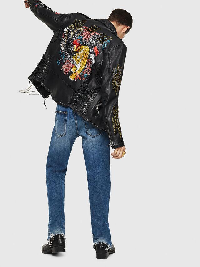 Diesel - D-Kodeck 080AH, Blu medio - Jeans - Image 5