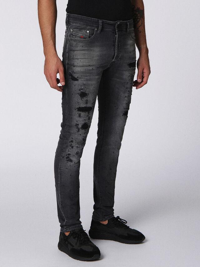 TEPPHAR 084NH, Nero Jeans