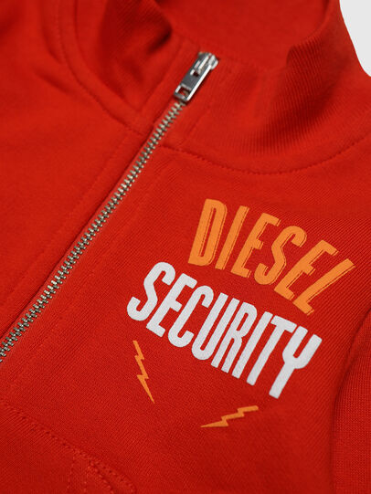 Diesel - SRUTYB, Arancione - Felpe - Image 3