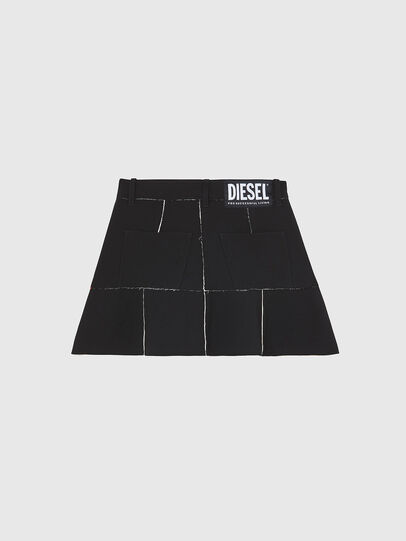 Diesel - O-BETH-B, Nero - Gonne - Image 2