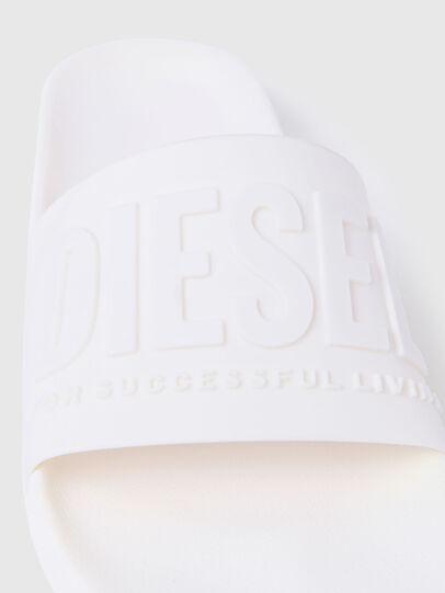 Diesel - SA-MAYEMI, Bianco - Ciabatte - Image 6