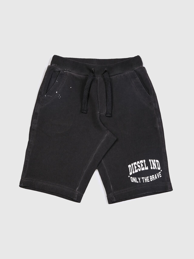 Diesel - PILLOR, Nero - Shorts - Image 1