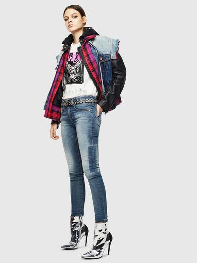 Diesel - D-Ollies JoggJeans 069JZ, Blu Chiaro - Jeans - Image 7