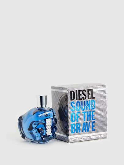 Diesel - SOUND OF THE BRAVE 125ML, Blu - Only The Brave - Image 1