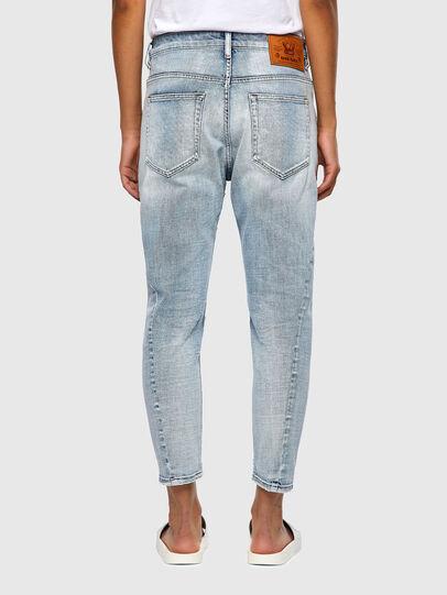 Diesel - Fayza 009TP, Blu medio - Jeans - Image 2
