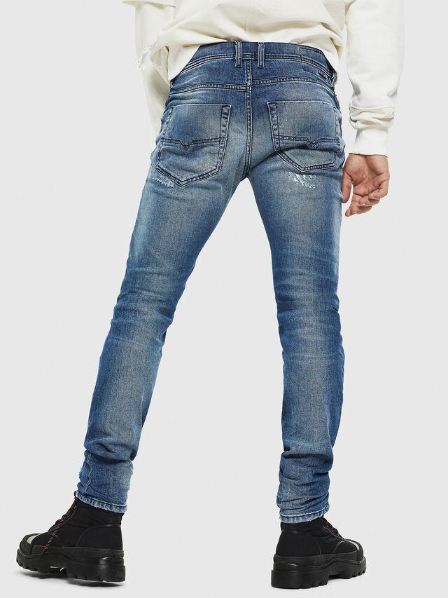 Diesel - Tepphar 0090L, Blu medio - Jeans - Image 2