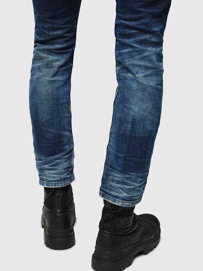 Diesel - D-Eetar 0097U, Blu Scuro - Jeans - Image 5