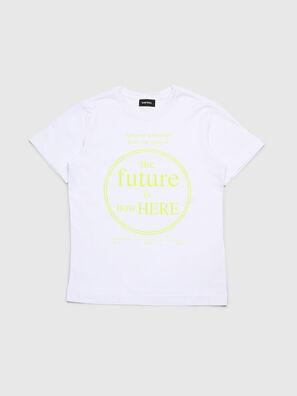 TDIEGOYD, Bianco - T-shirts e Tops