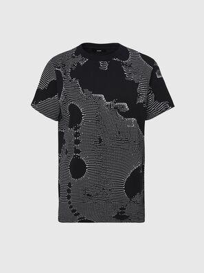 T-DARIA-E4, Nero - T-Shirts