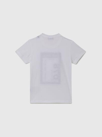 Diesel - TFULL78, Bianco - T-shirts e Tops - Image 2