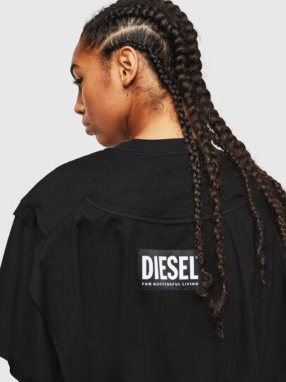Diesel - T-AMELIA, Nero - Tops - Image 3