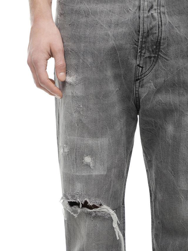 Diesel - TYPE-2831, Grigio Jeans - Jeans - Image 4