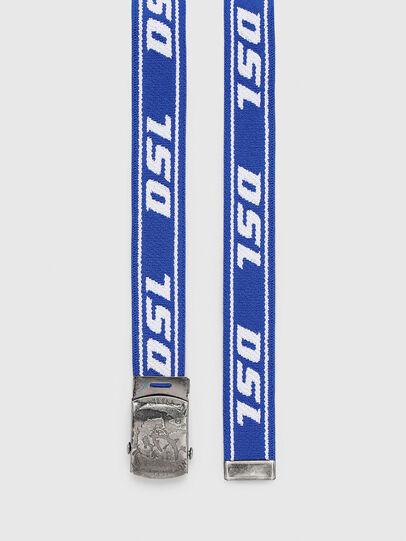 Diesel - BLULE, Blu - Cinture - Image 3