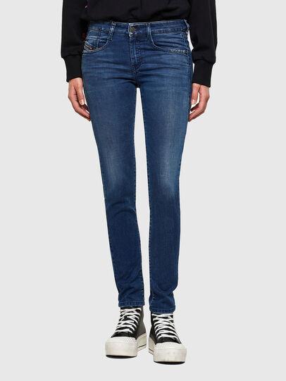 Diesel - D-Ollies JoggJeans® 069SM, Blu Scuro - Jeans - Image 1